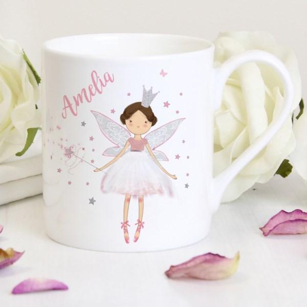 Fairy Princess Balmoral Mug