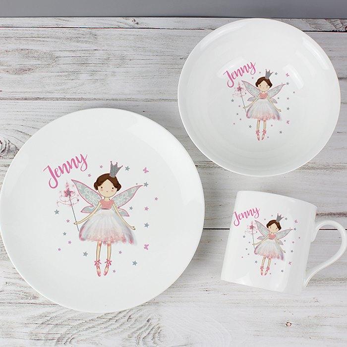 Fairy Princess Breakfast Set
