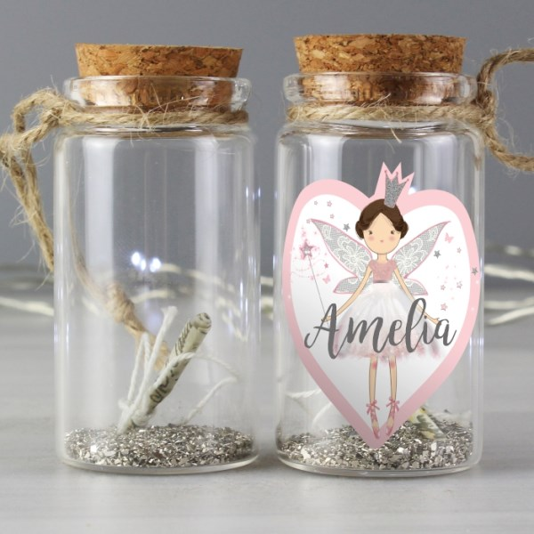 Fairy Dust Message in a Bottle