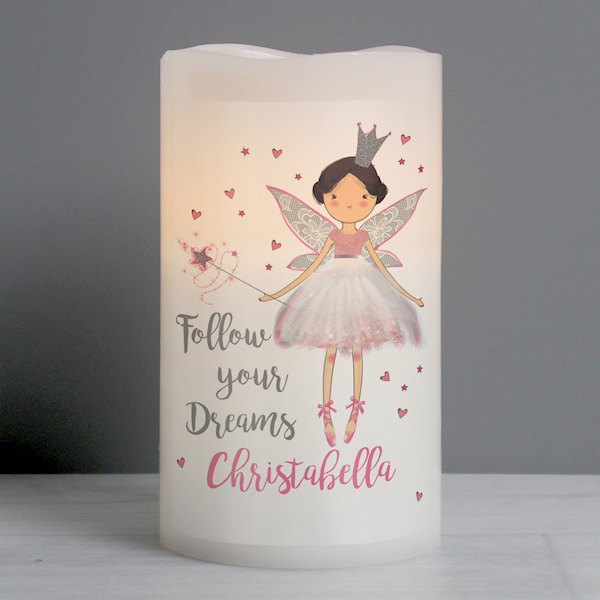 Fairy Princess Nightlight LED  Candle