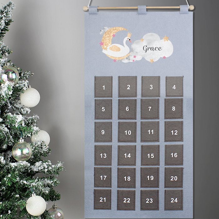 Grey Swan Lake Advent Calendar
