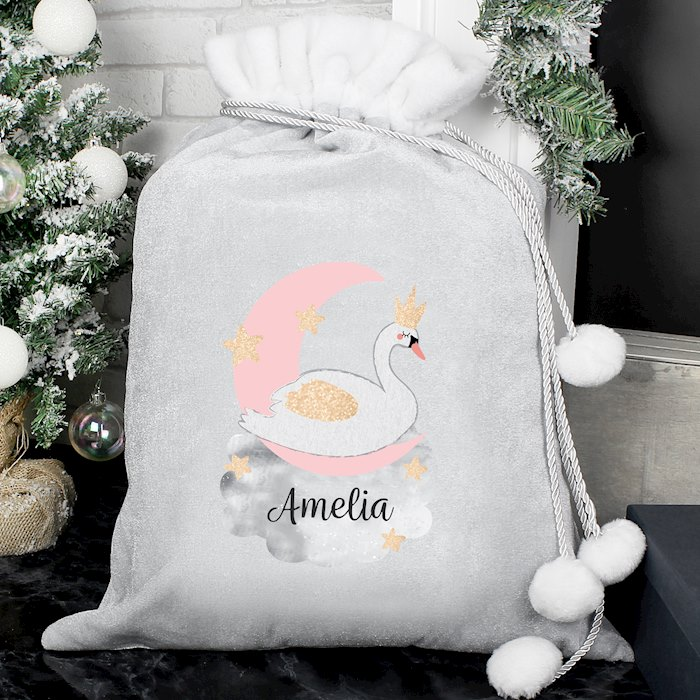 Grey Swan Lake Sack