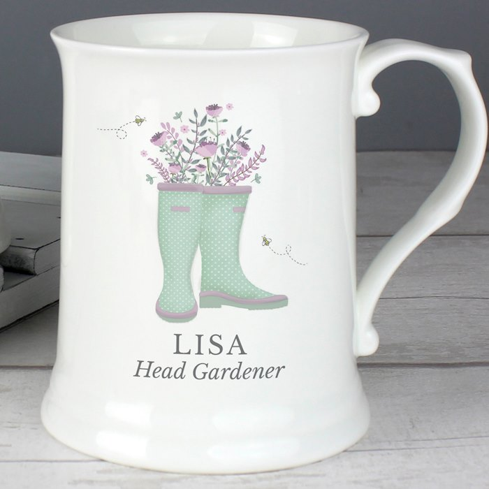 Ladies Wellies 15oz Mug
