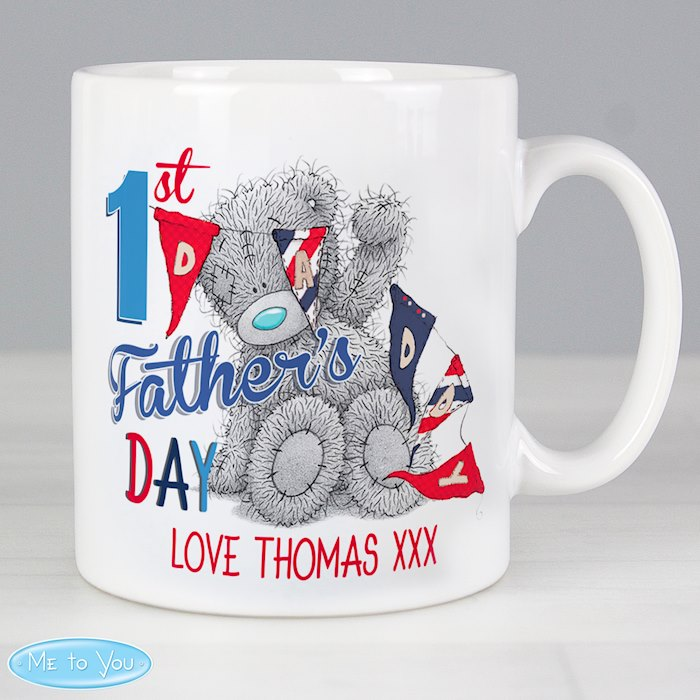 Me To You 1st Father's Day Mug