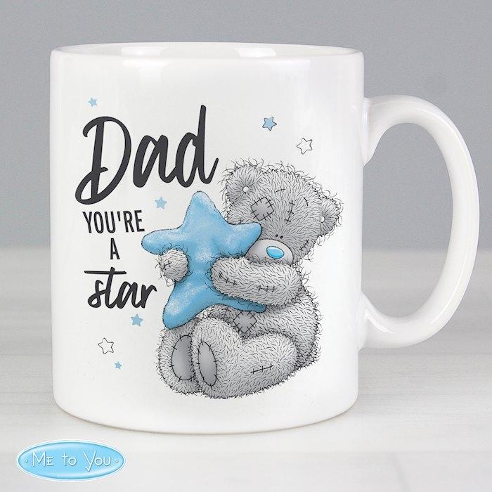 Me To You Dad Youre A Star Mug