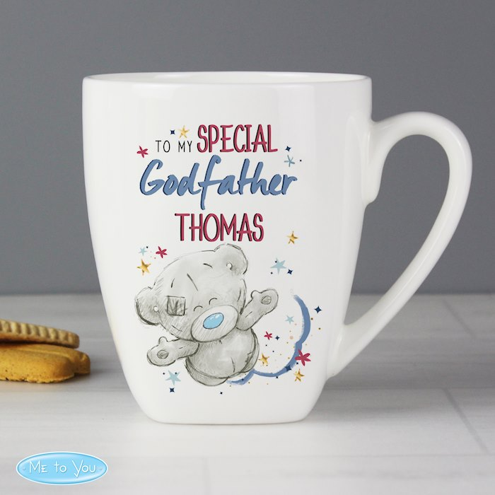 Me to You Godfather Latte Mug