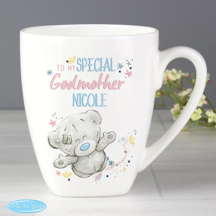 Me to You Godmother Latte Mug