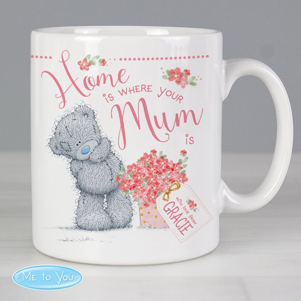 Me to You 'Home is Where Your Mum is' Mug