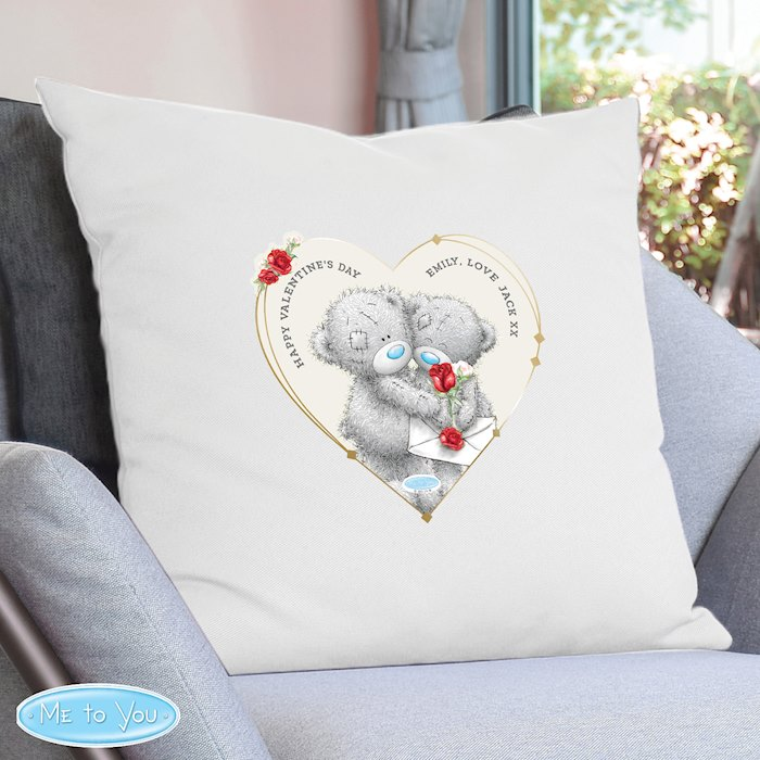 Me to You Valentine Cushion Cover