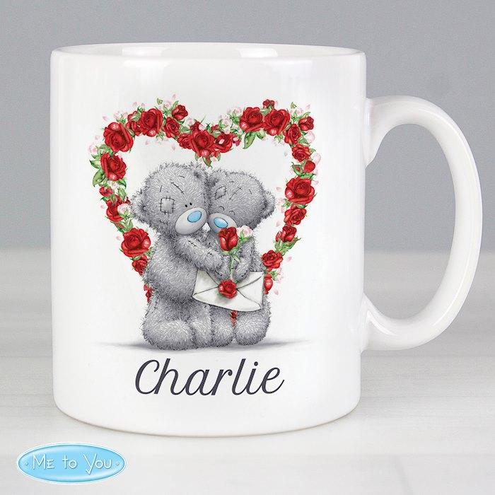 Me to You Valentine Mug