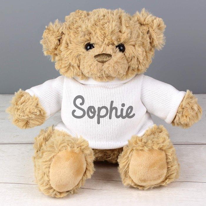 Name Only Teddy Bear