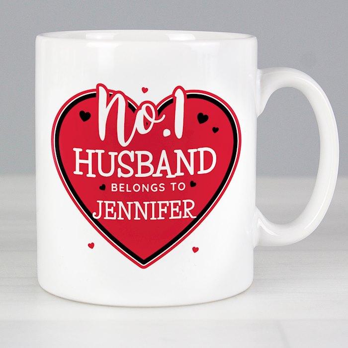 No.1 Belongs To Mug
