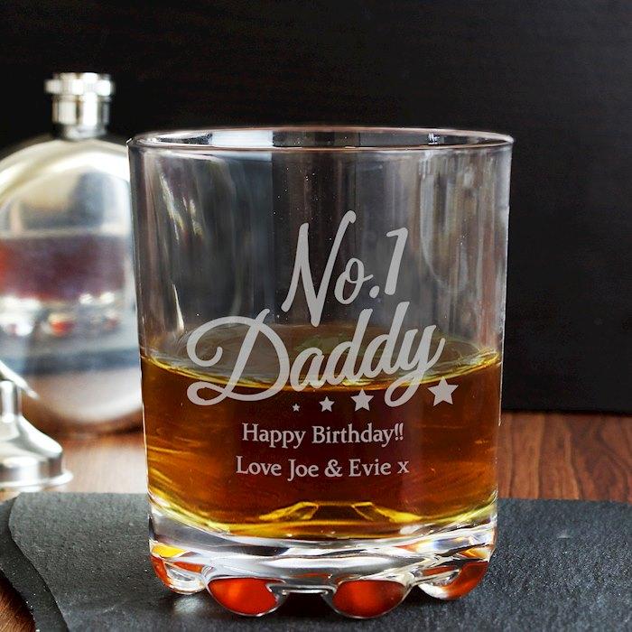No.1 Daddy Tumbler