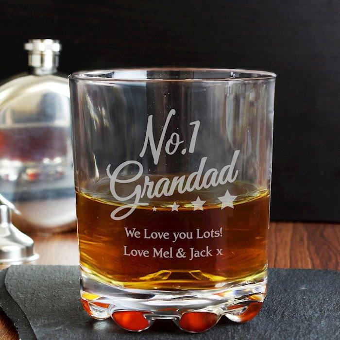 No.1 Grandad Tumbler