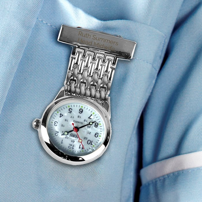 Nurse's Fob Watch
