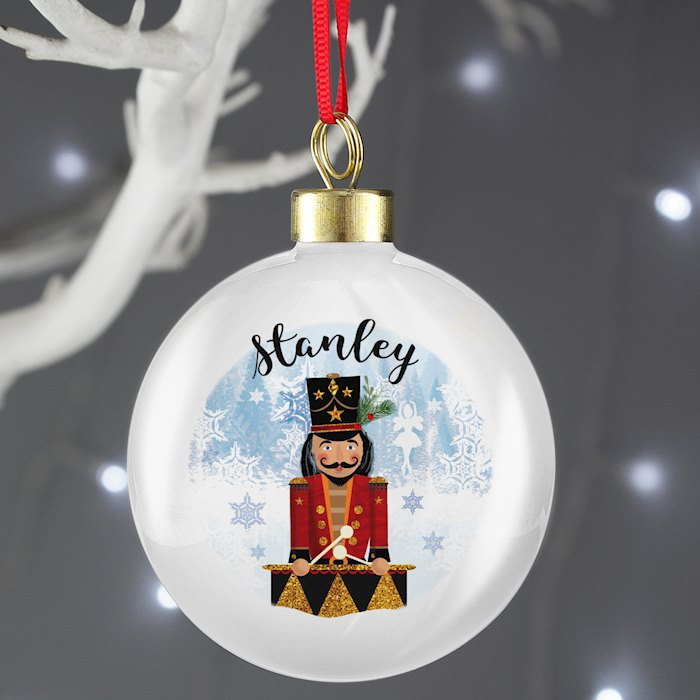 Nutcracker Bauble