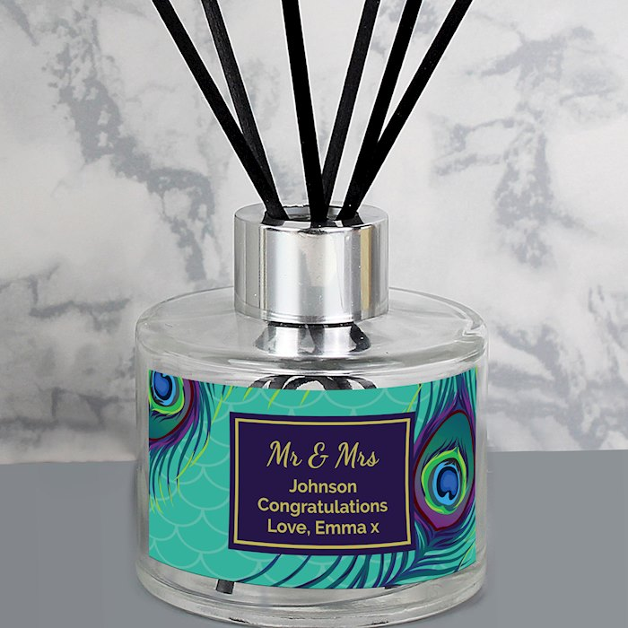 Peacock Reed Diffuser