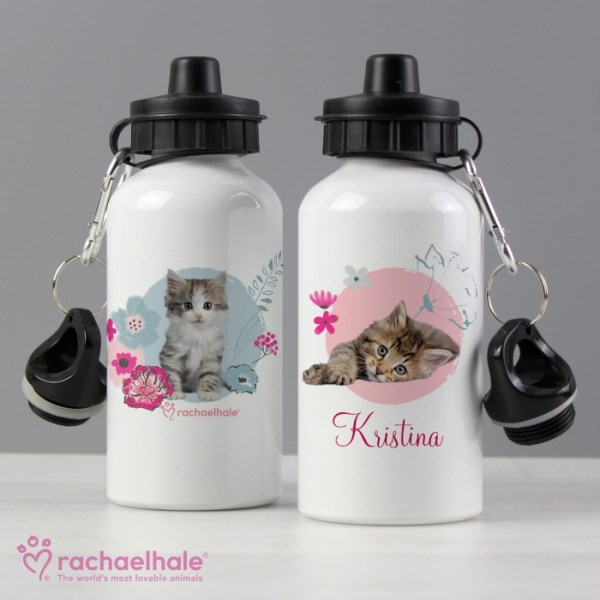 Rachael Hale Cute Kitten Drinks Bottle
