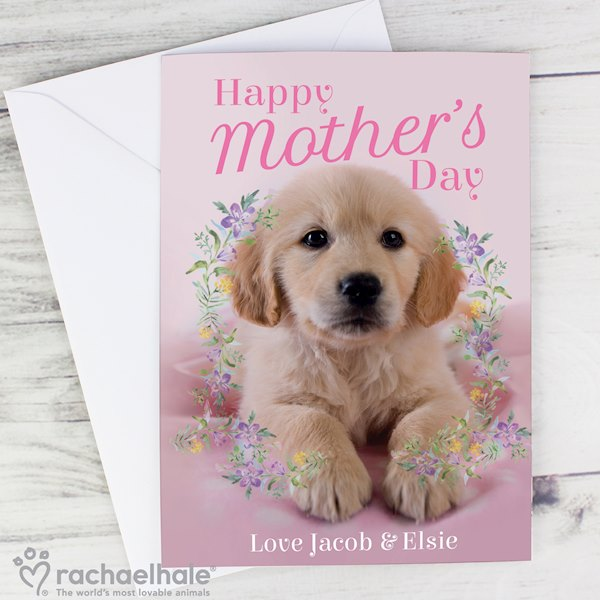 Rachael Hale 'Happy Mother's Day' Card
