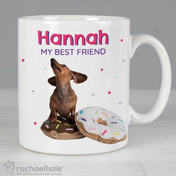 Rachael Hale 'I Donut Know' Mug
