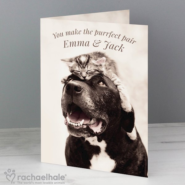 Rachael Hale Puurfect Pair Card