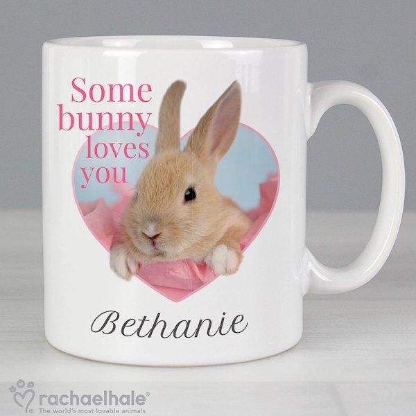 Rachael Hale 'Some Bunny' Mug