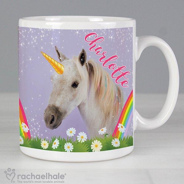Rachael Hale Unicorn Mug