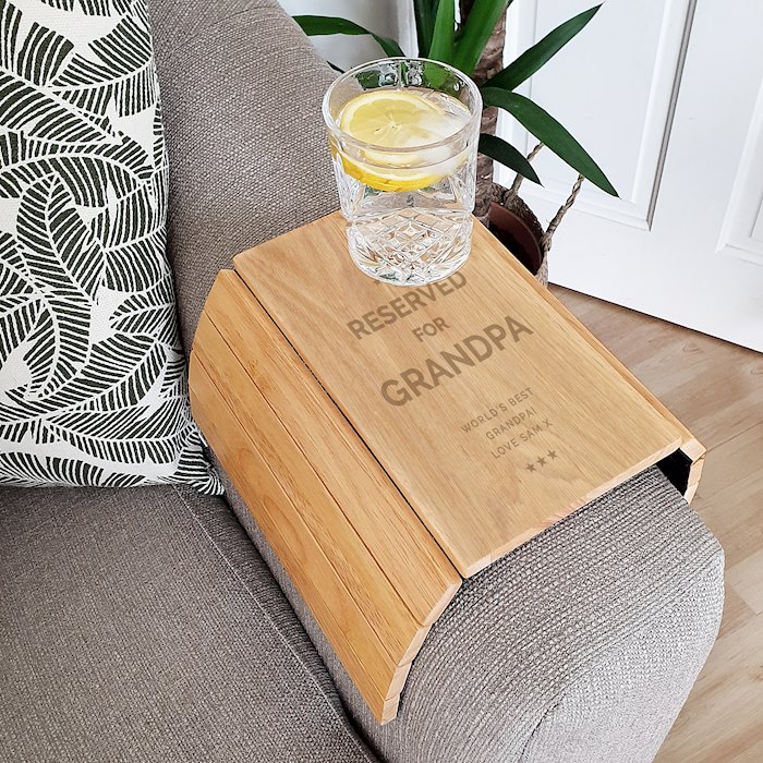 Reserved For Wooden Sofa Tray