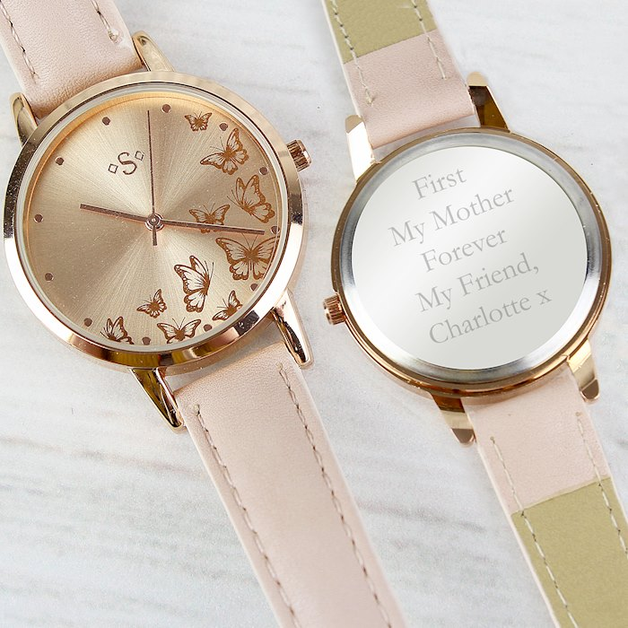 Rose Gold Ladies Watch