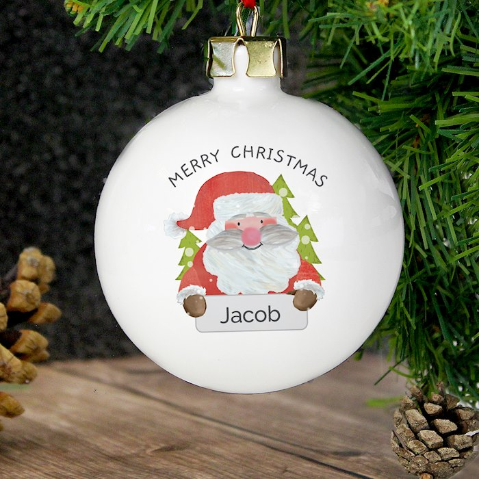Santa Claus Bauble