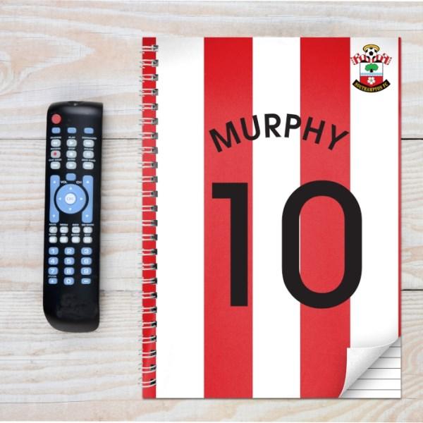 Southampton A4 Notebook