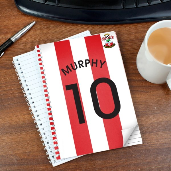 Southampton A5 Notebook