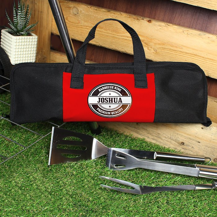 Stamp Stainless Steel BBQ Kit