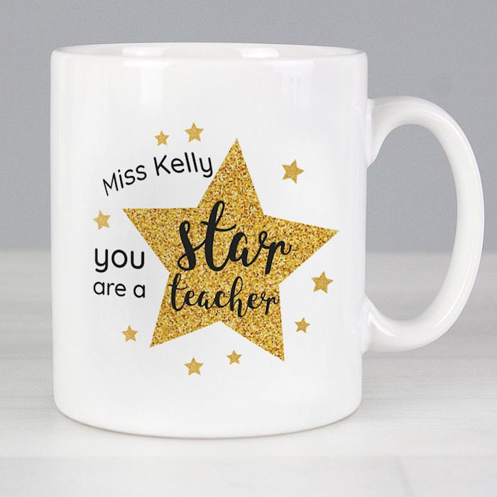 Star Teacher's Mug