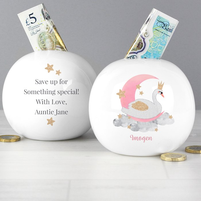 Swan Lake Money Box