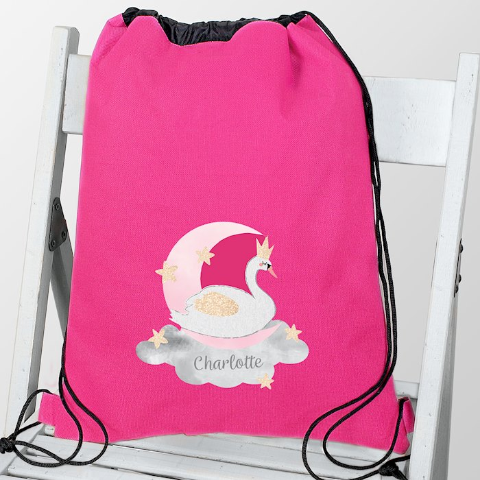 Swan Lake Swim & Kit Bag