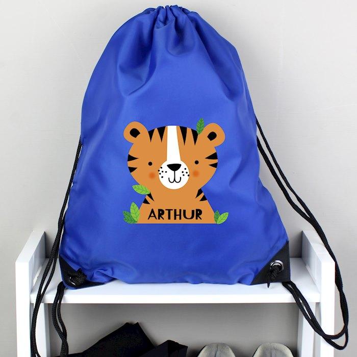 Tiger Blue Kit Bag