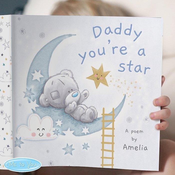 Tiny Tatty Teddy Daddy Youre A Star Book