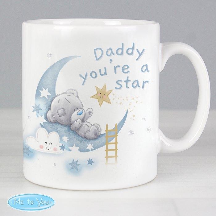 Tiny Tatty Teddy Daddy Youre A Star Mug