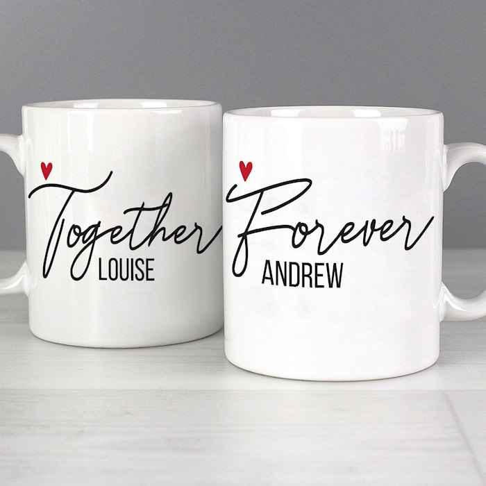 Together Forever Mug Set