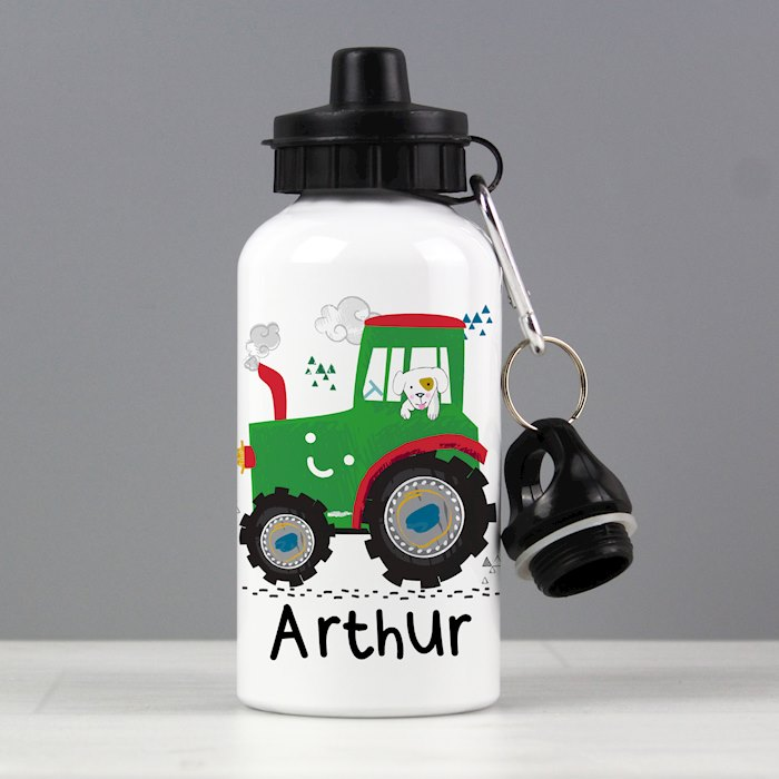 Tractor Drinks Bottle