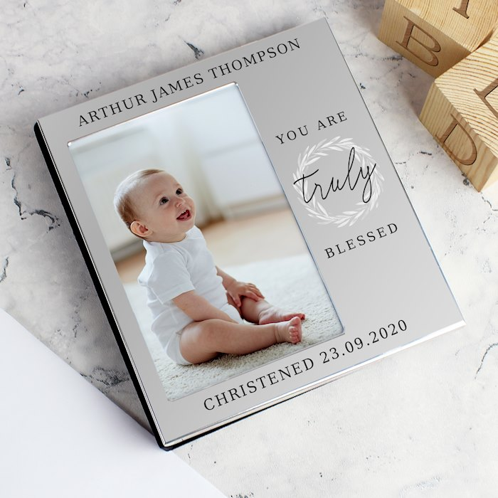 Truly Blessed 6x4 Photo Frame Album