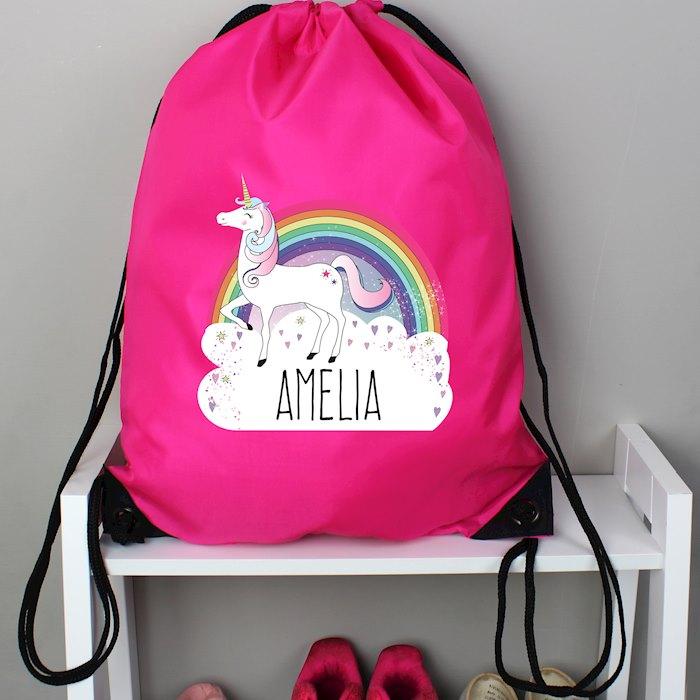 Unicorn Pink Kit Bag