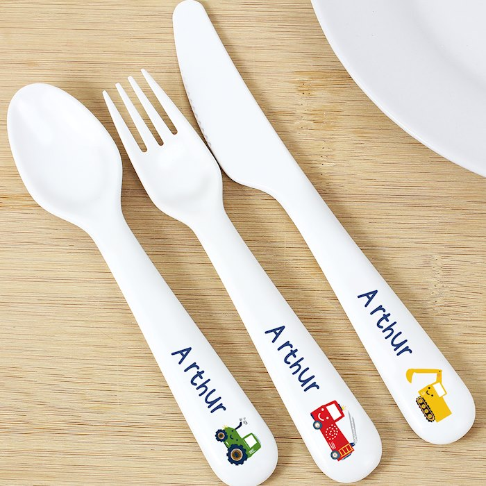 Vehicles Plastic Cutlery
