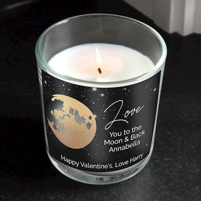You Are My Sun My Moon Scented Jar Candle