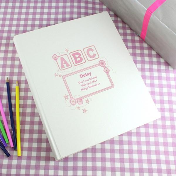 Pink ABC Traditional Album