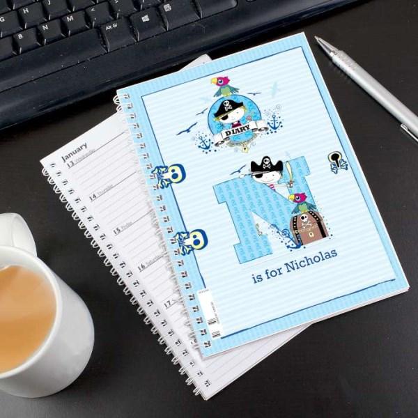 Pirate A5 Diary
