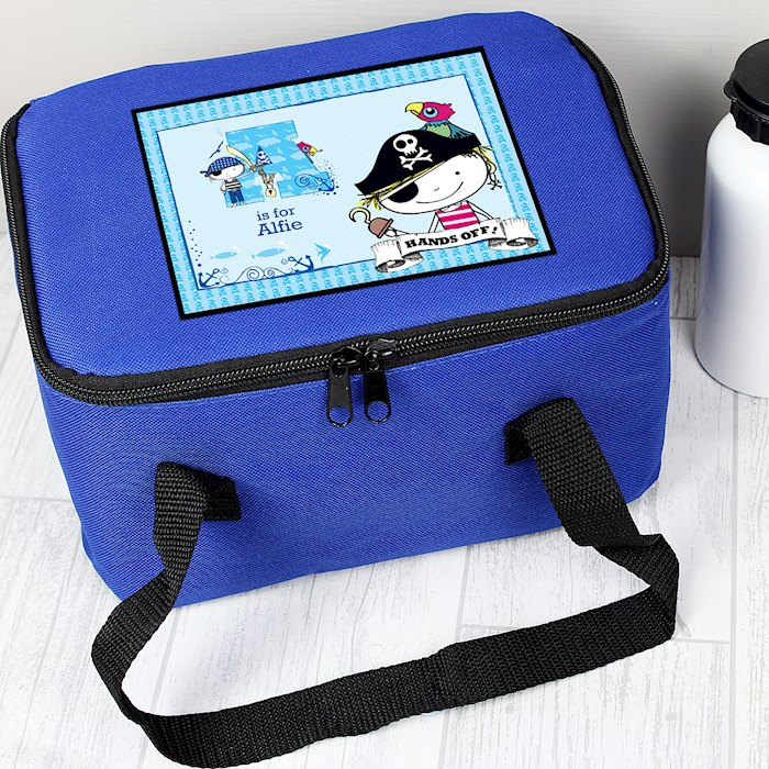 Pirate Lunch Bag