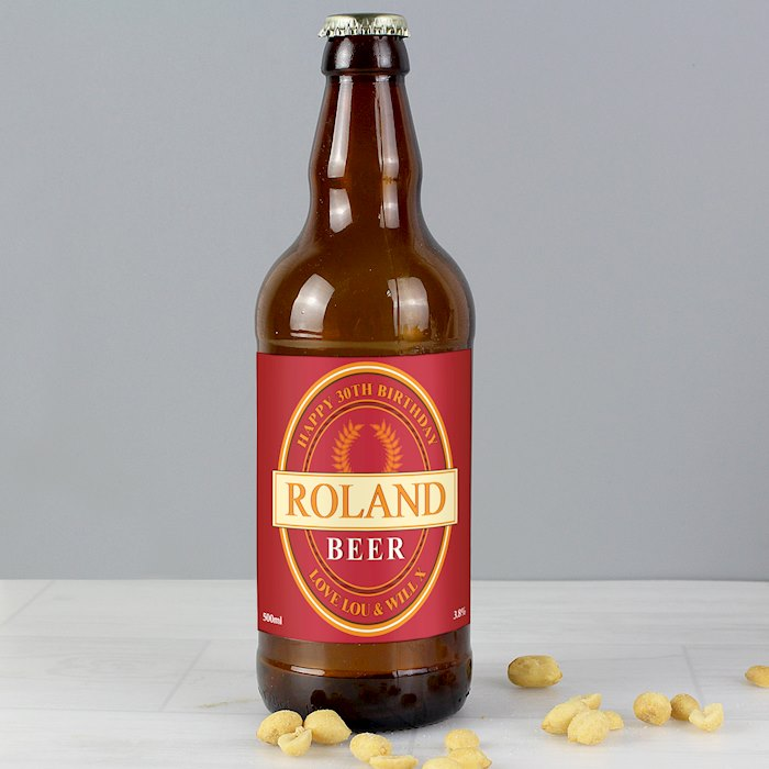 Red Wheat Beer