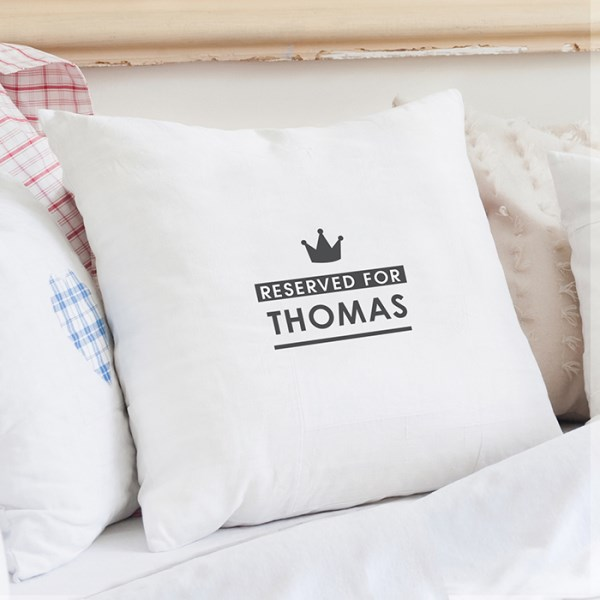 Reserved for... Cushion Cover